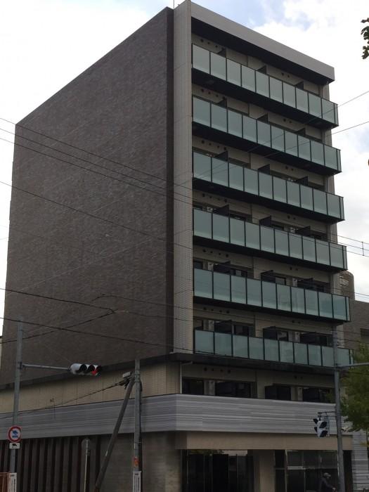 港区 新築マンション 外壁塗装工事