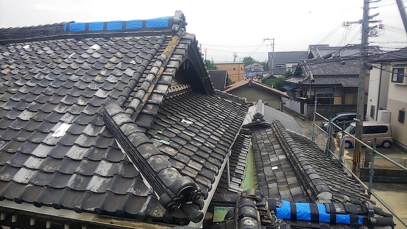 貝塚市 屋根工事