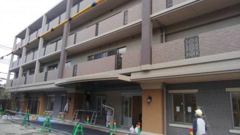 宝塚 老人ホーム新築工事