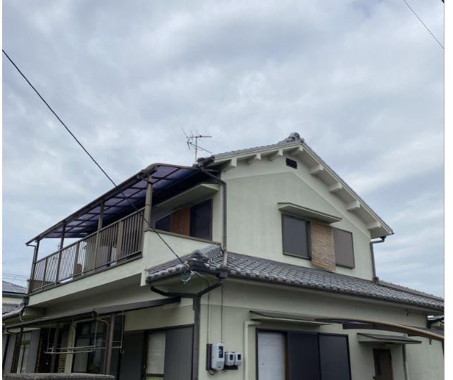 堺市中区 FRP防水工事