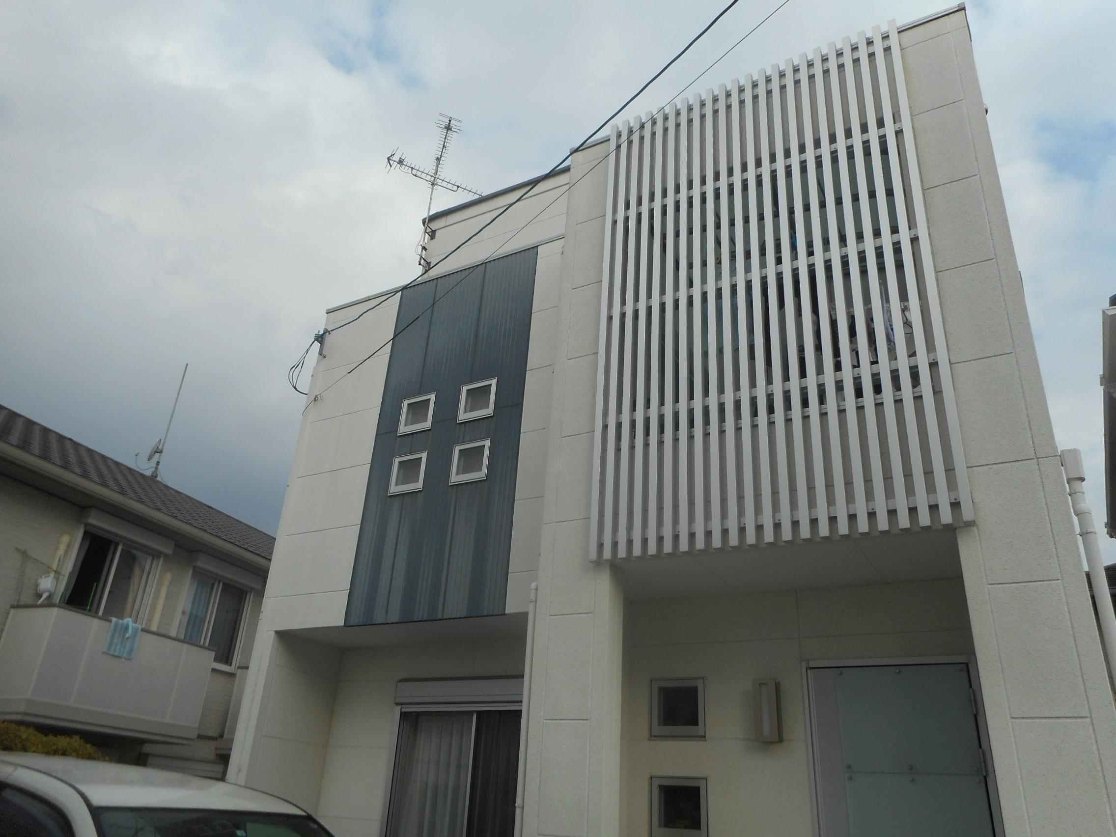 堺市東区 外壁塗装 屋根塗装