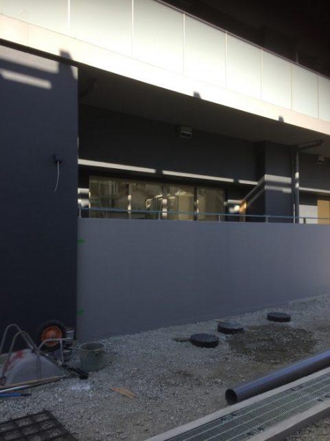 八尾市 新築分譲マンション 塗装工事・外壁塗装2