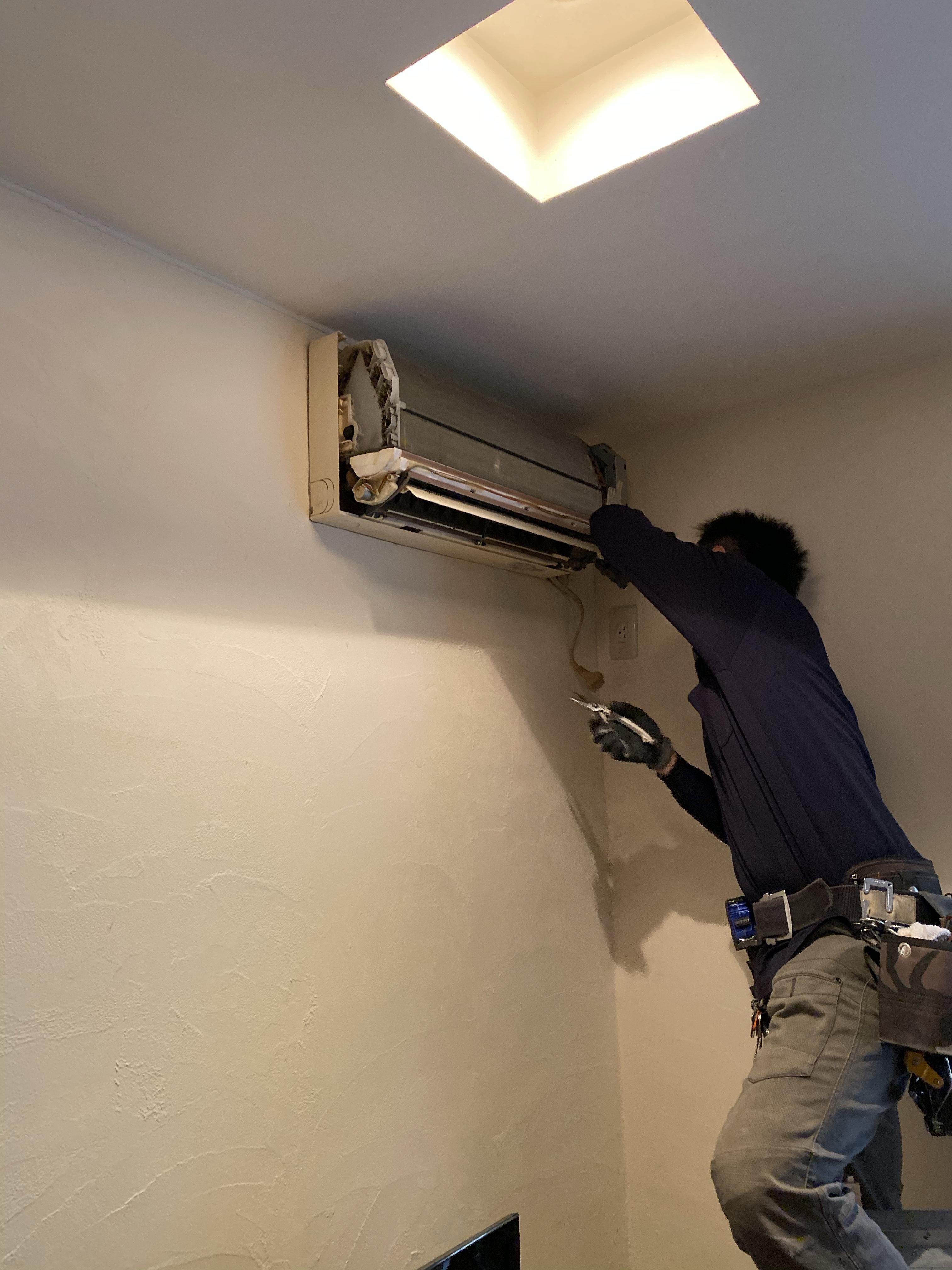 堺市中区 内装塗装工事