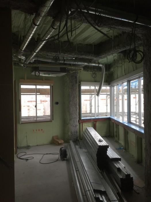 外壁・内装建具塗装工事2
