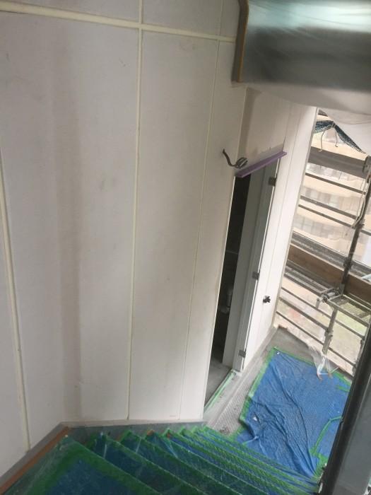 外壁・内装建具塗装工事4