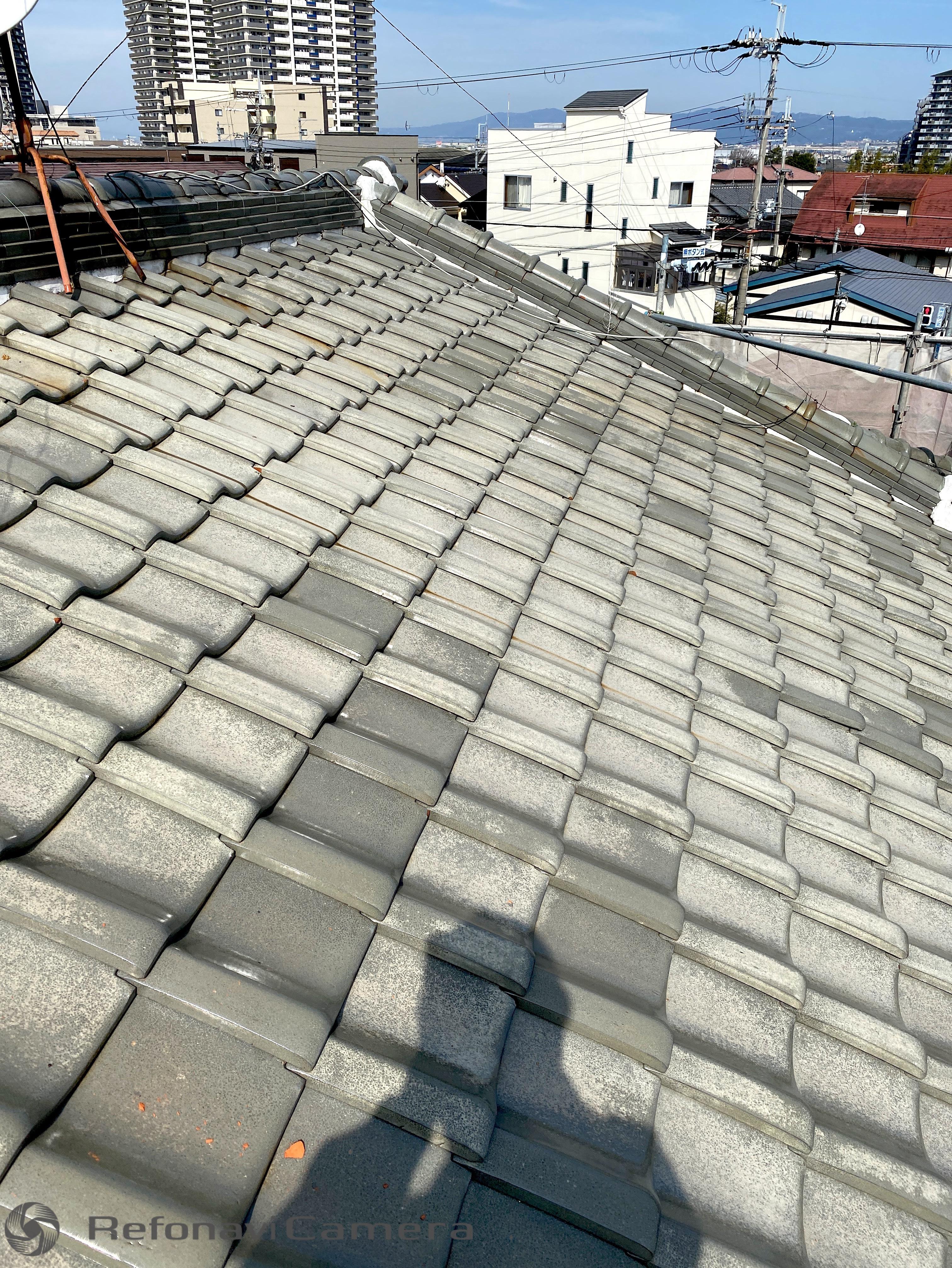 堺市東区 屋根工事