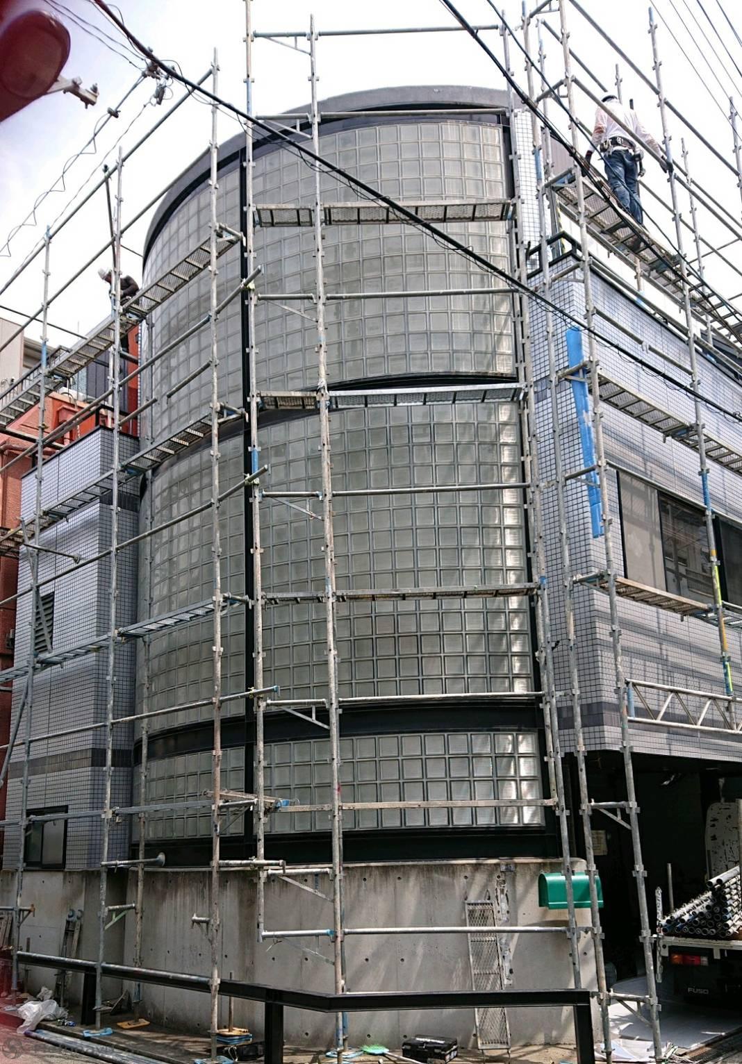大阪市天王寺区 外壁塗装 防水工事