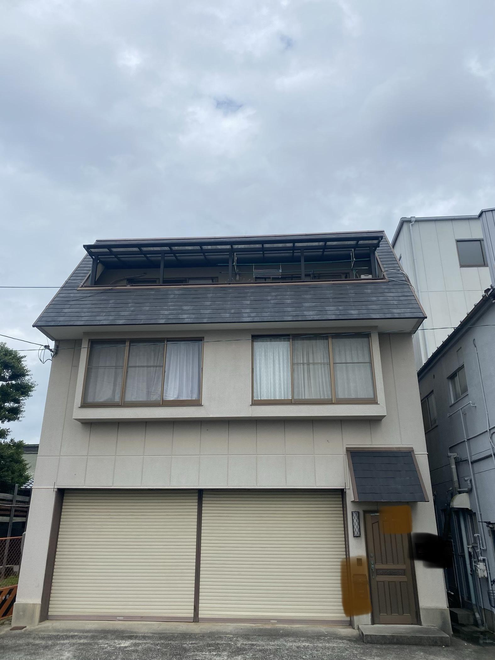 堺市中区 防水工事