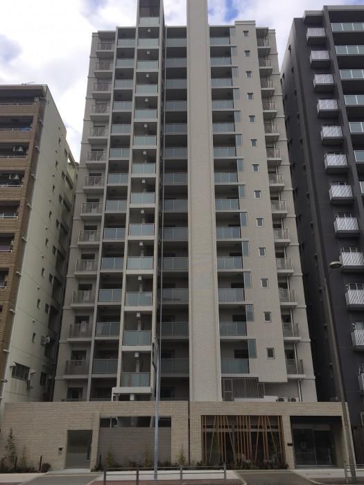 堺市中区 株式会社 泉 新築吹付塗装工事
