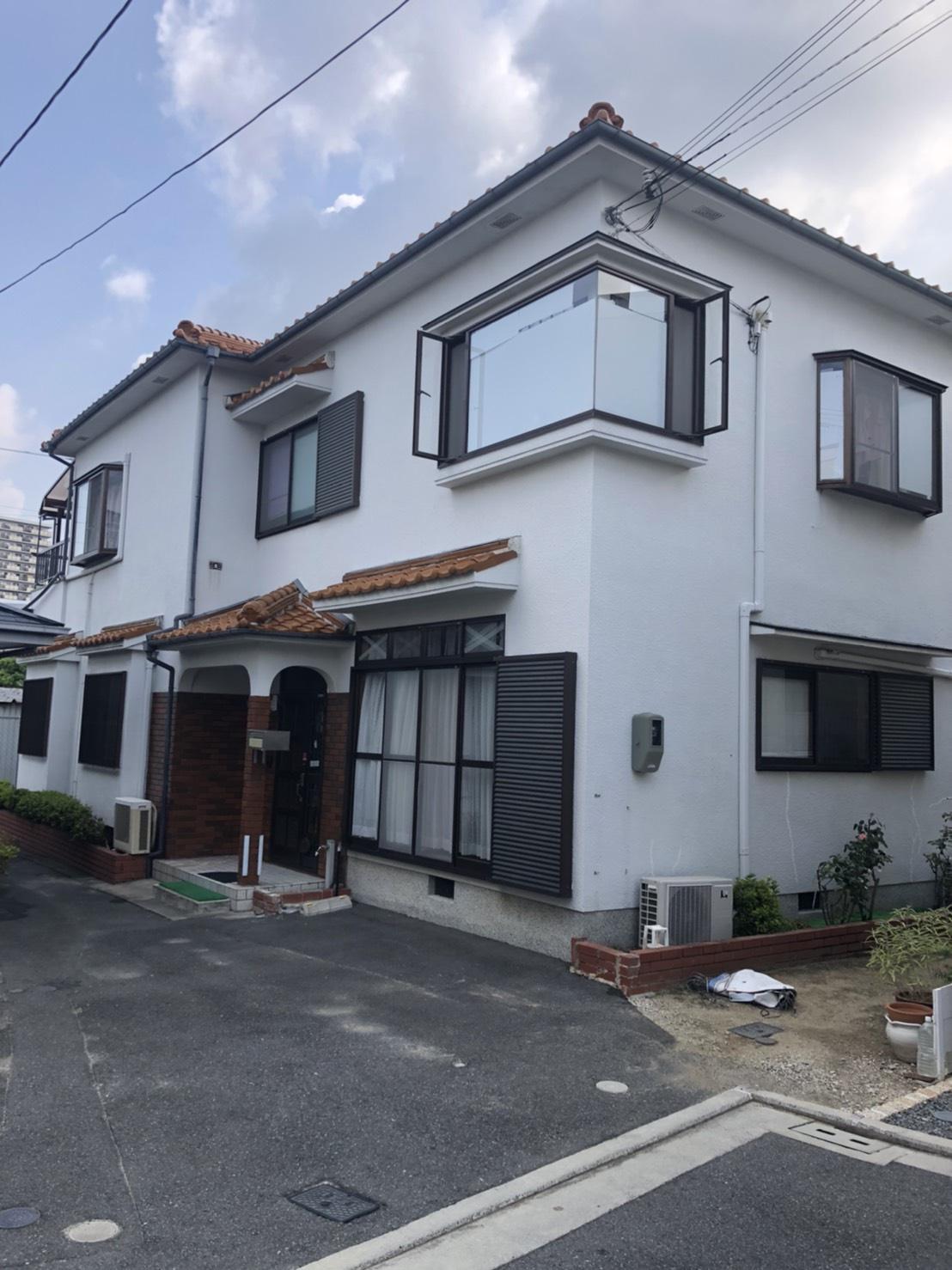 外壁塗装 堺市北区