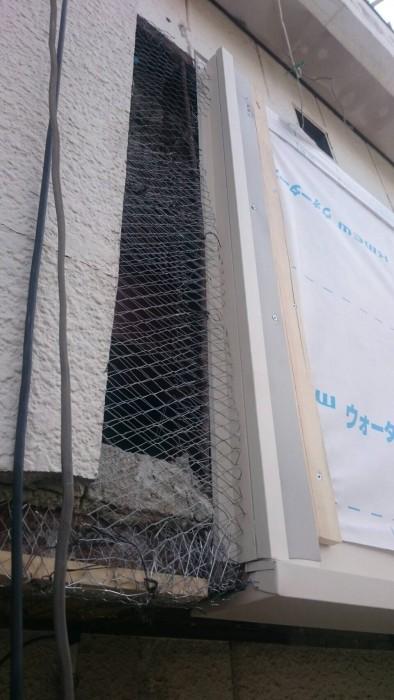 堺市 中区 リフォーム外壁