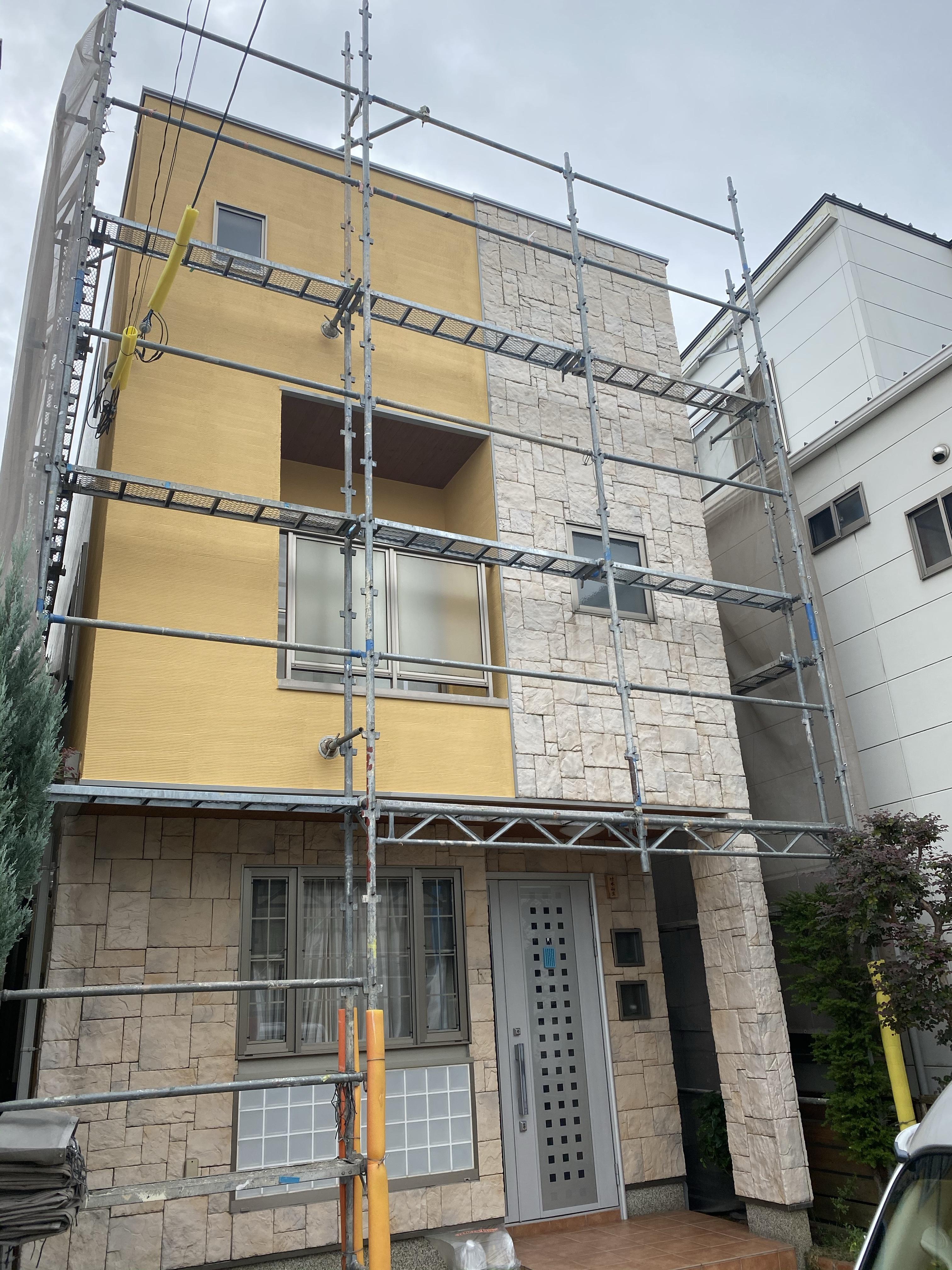 堺市外壁塗装することのメリット