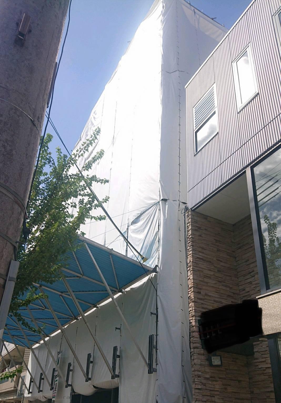 大阪市 外壁塗装