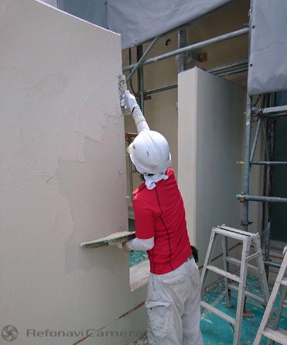 堺市 西区 外壁塗装