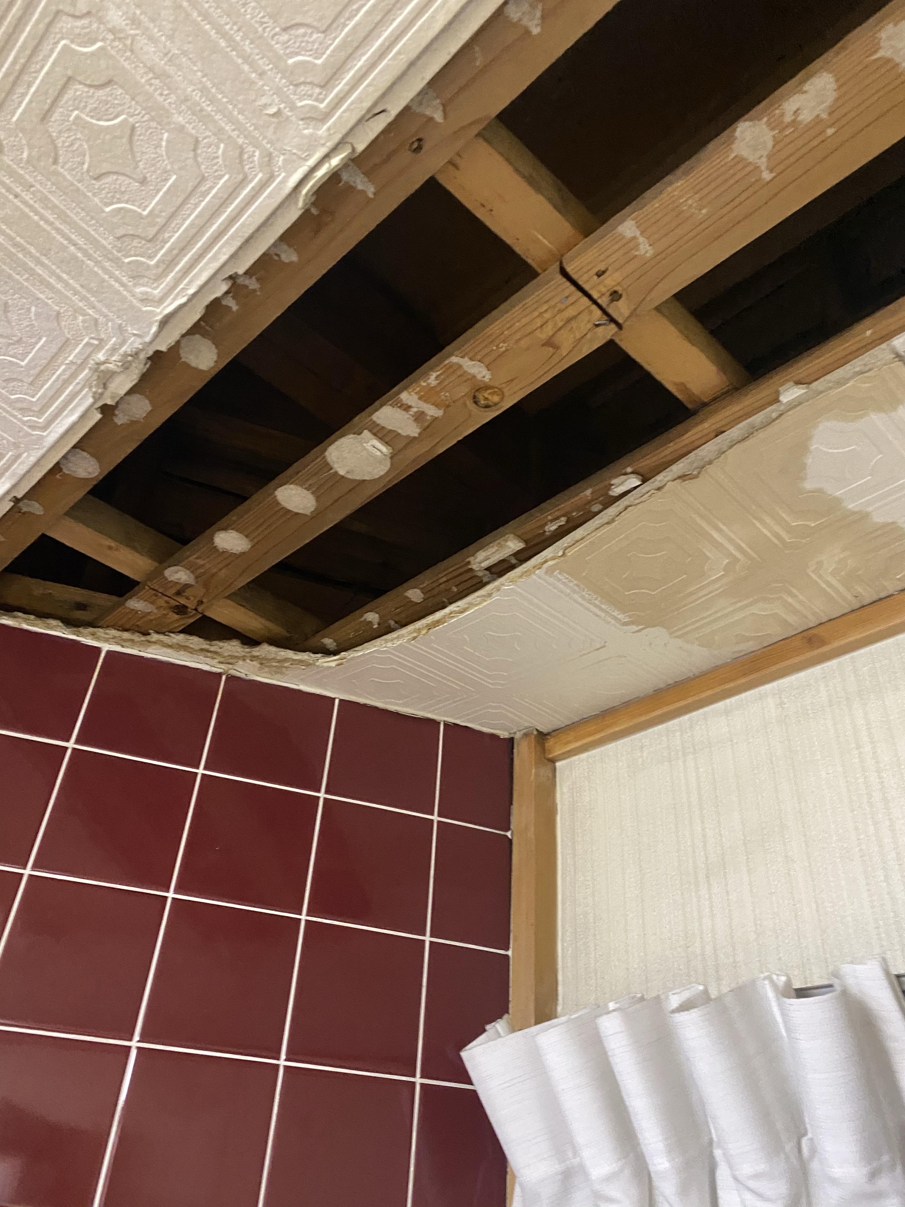 堺市東区 雨漏り工事