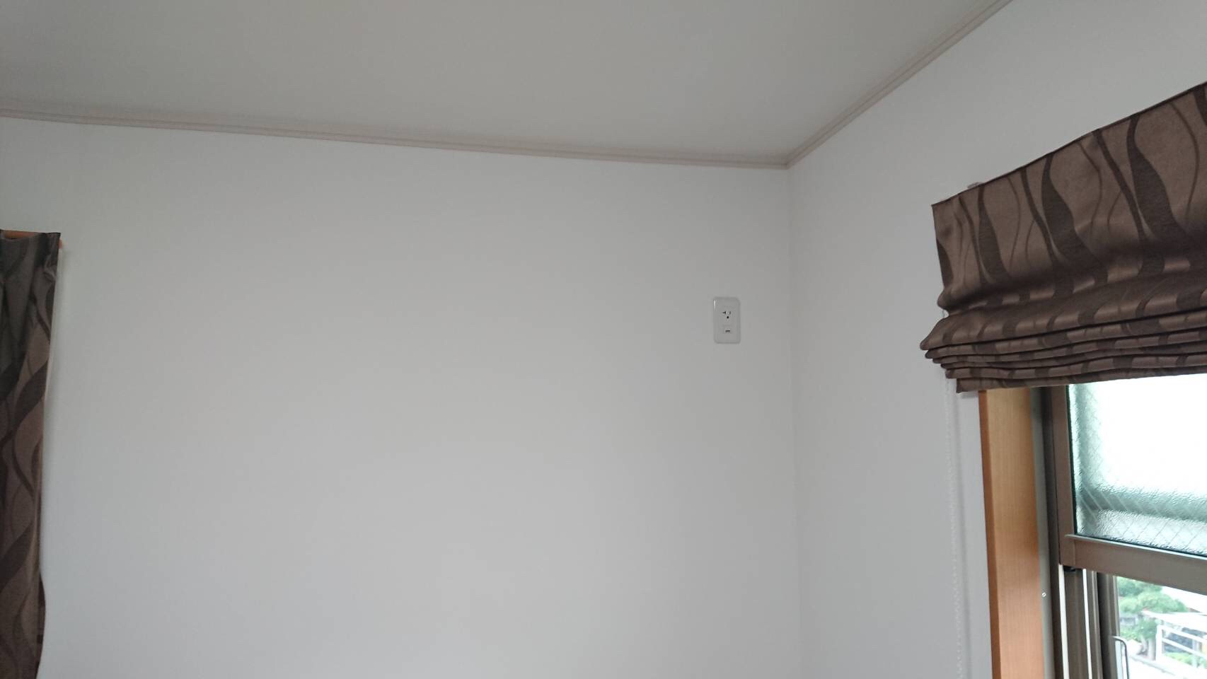 寝屋川市I様邸のエアコン・内装造作・漆喰左官工事