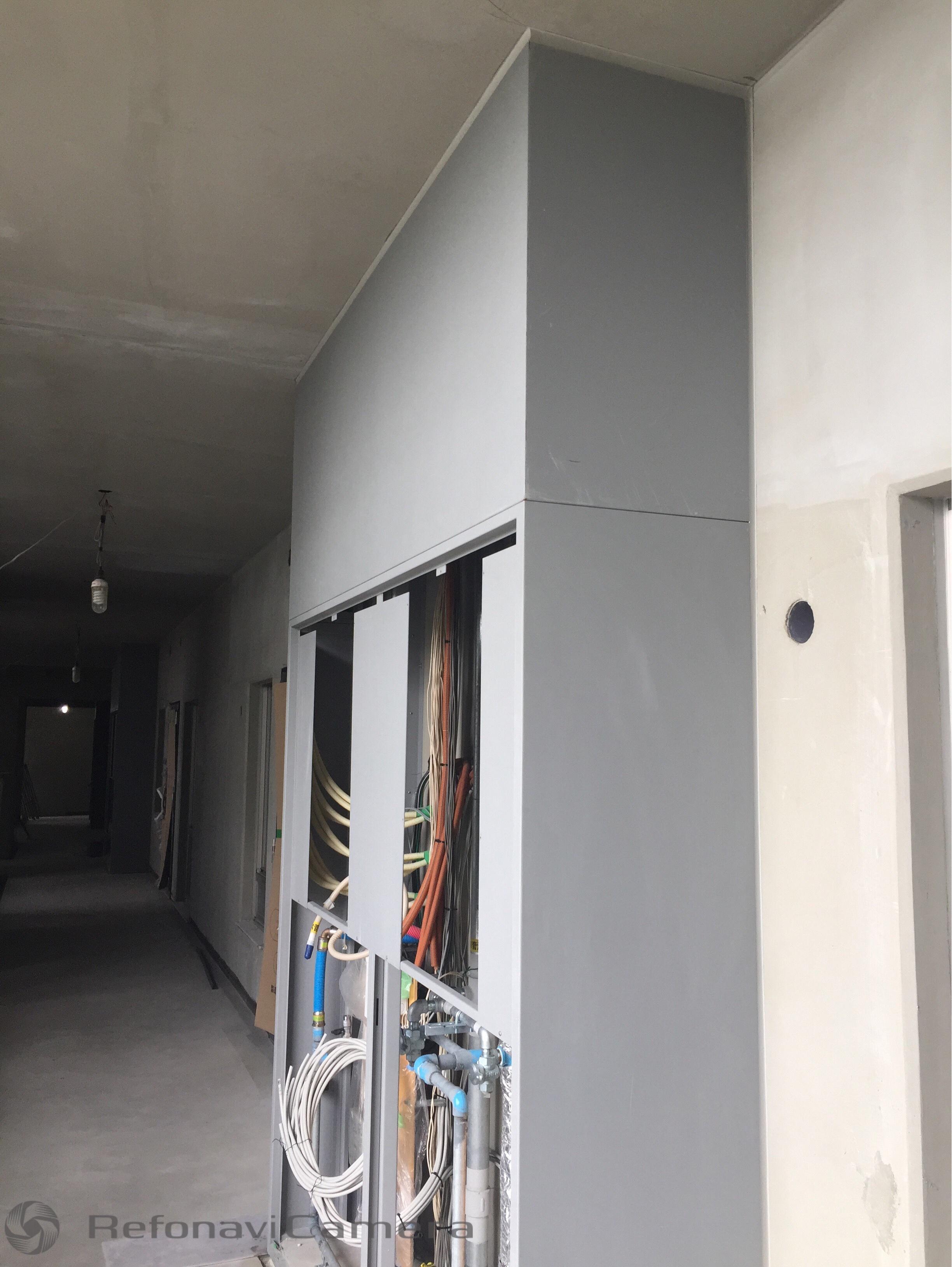 堺市堺区 鉄部塗装