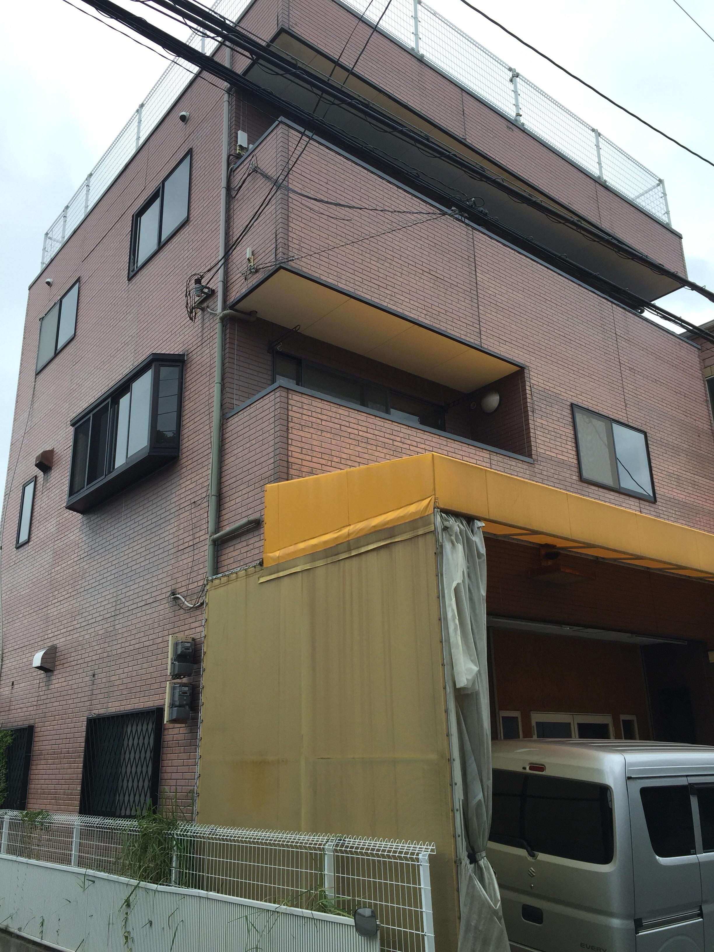 東大阪市 外壁塗装 防水工事 施工 完了