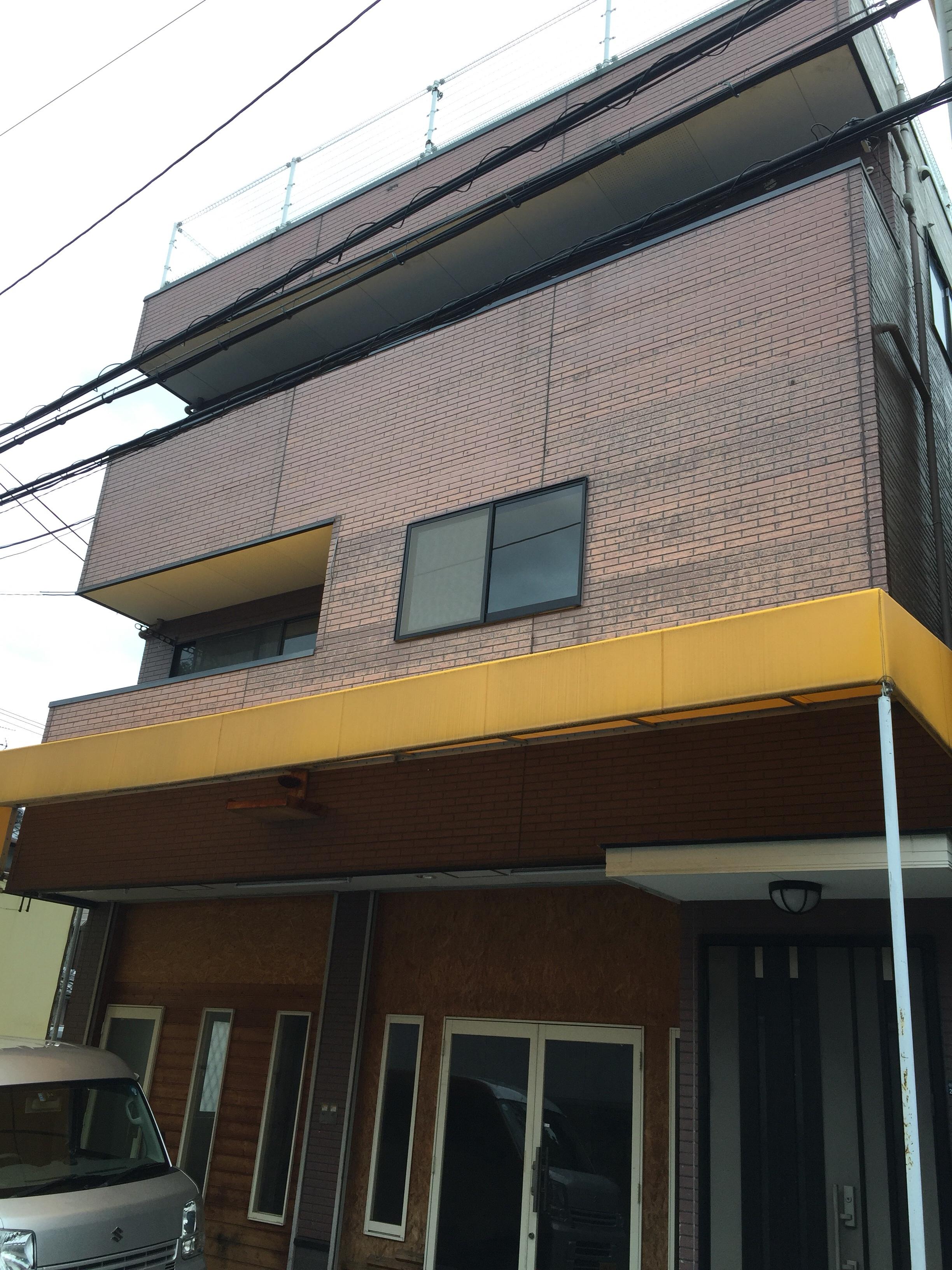 東大阪市 外壁塗装 防水工事 着工