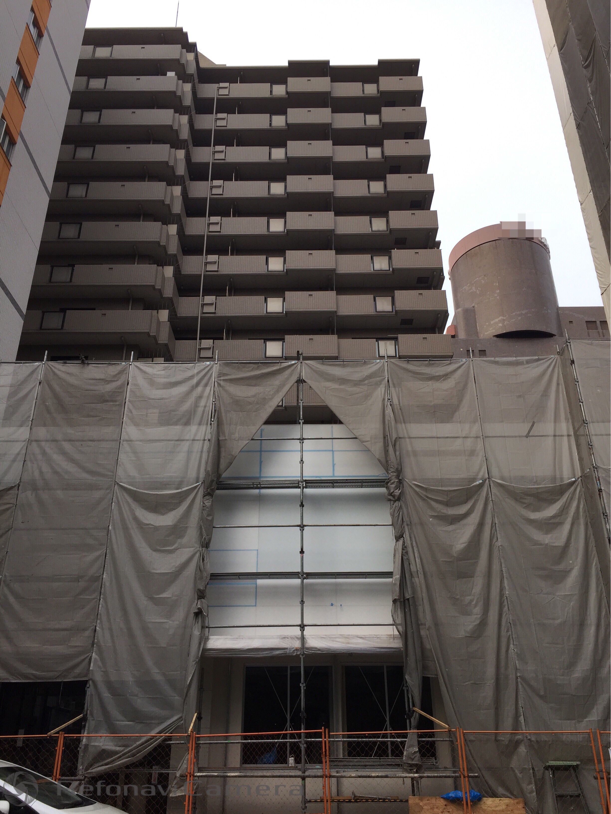 神戸市中央区 外壁塗装