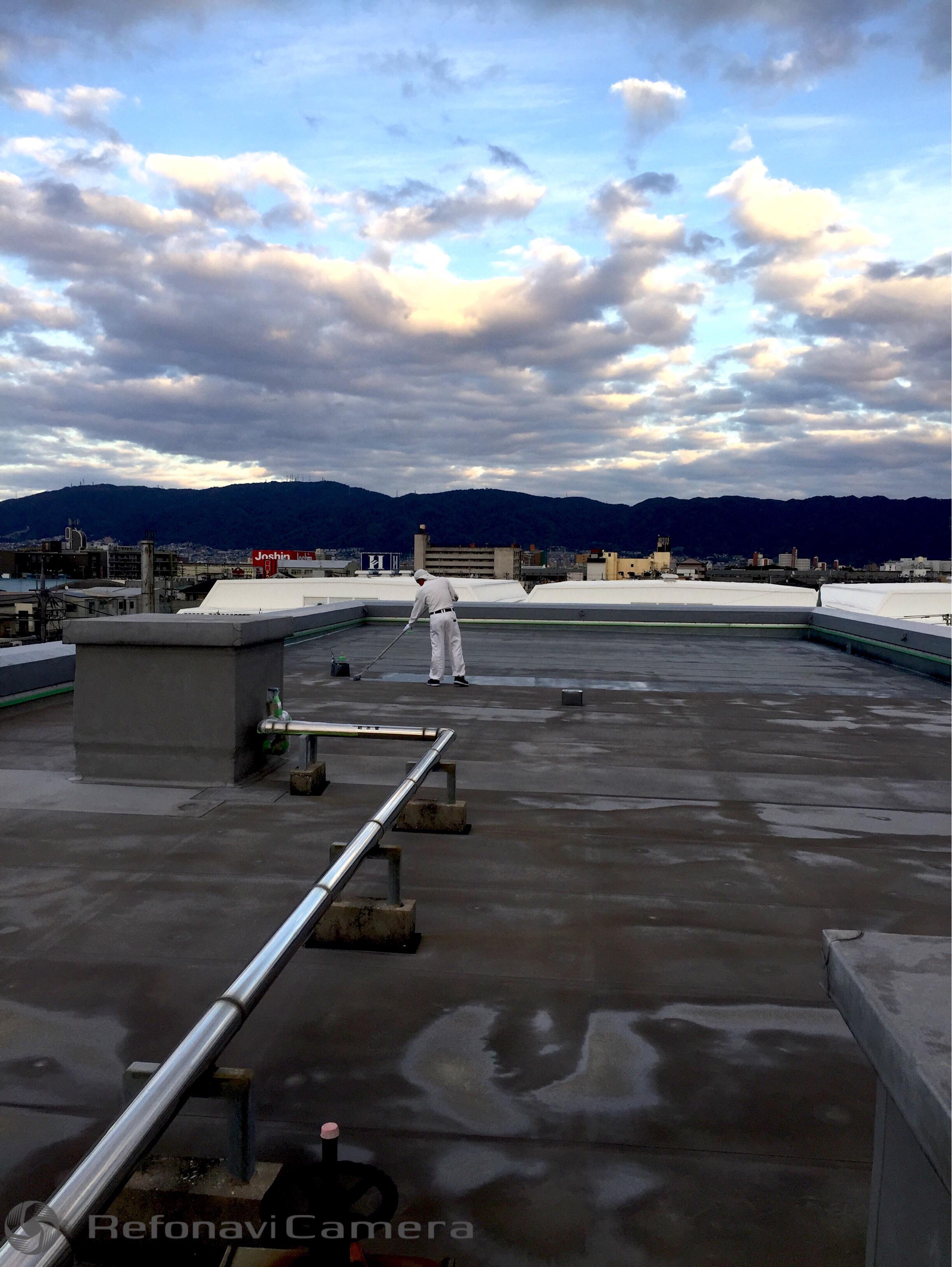 東大阪市 防水工事
