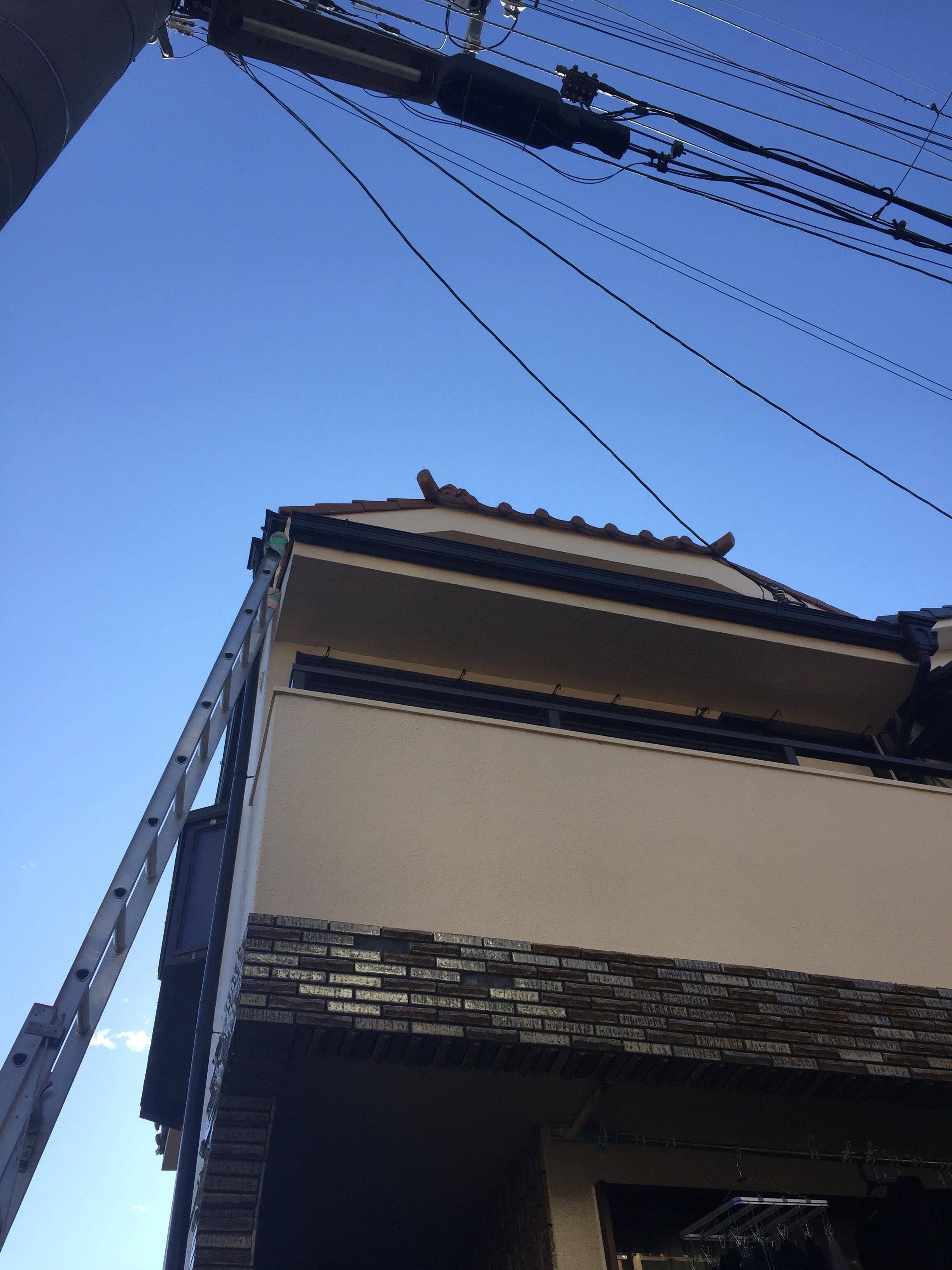 東大阪市 戸建住宅 台風災害