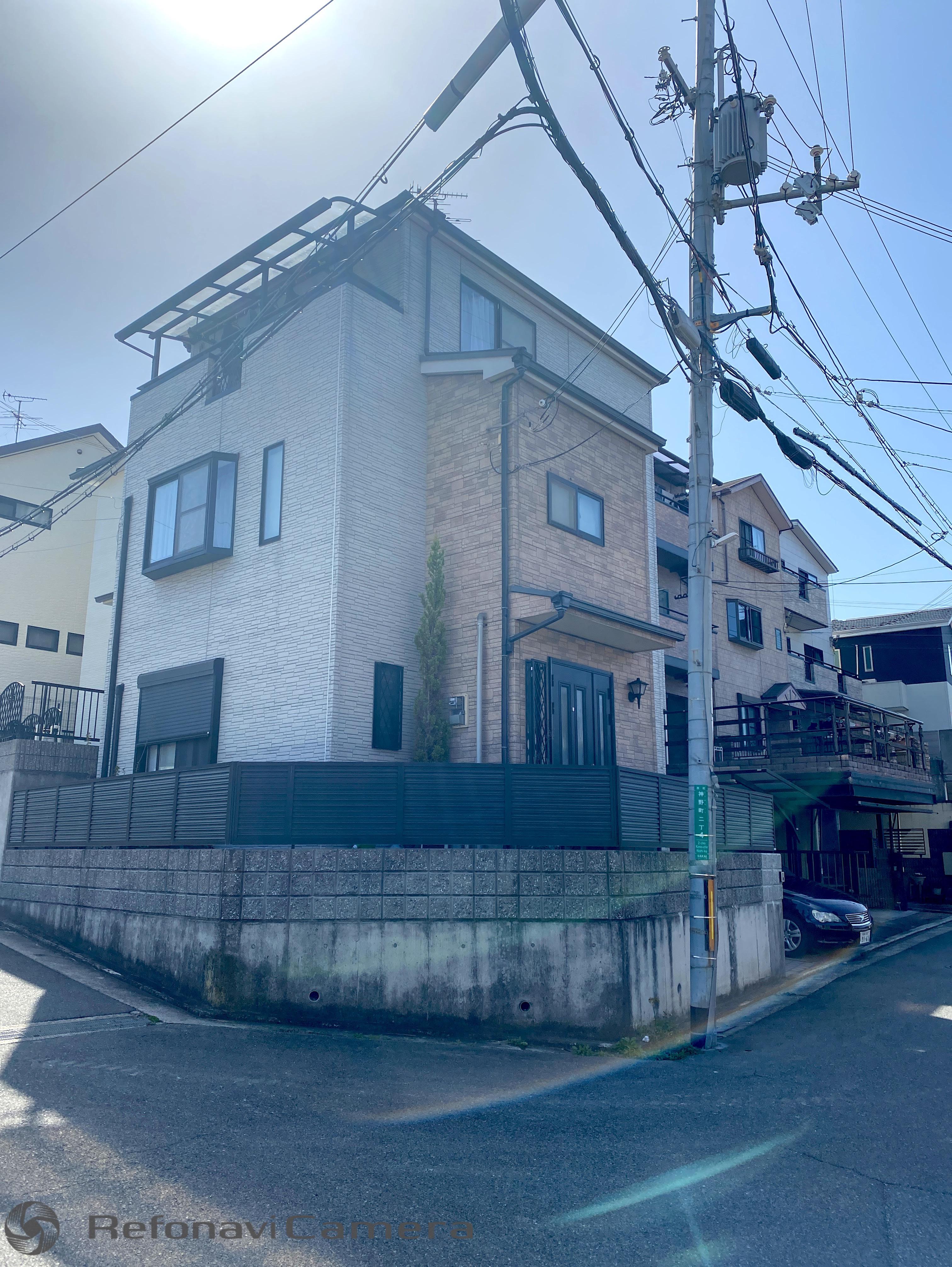 堺市西区 外壁塗装 屋根塗装