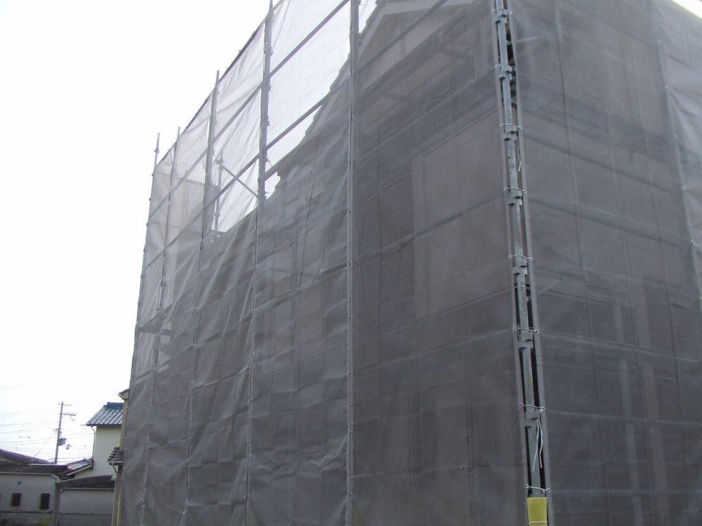 (堺市)中区 外壁塗装工事