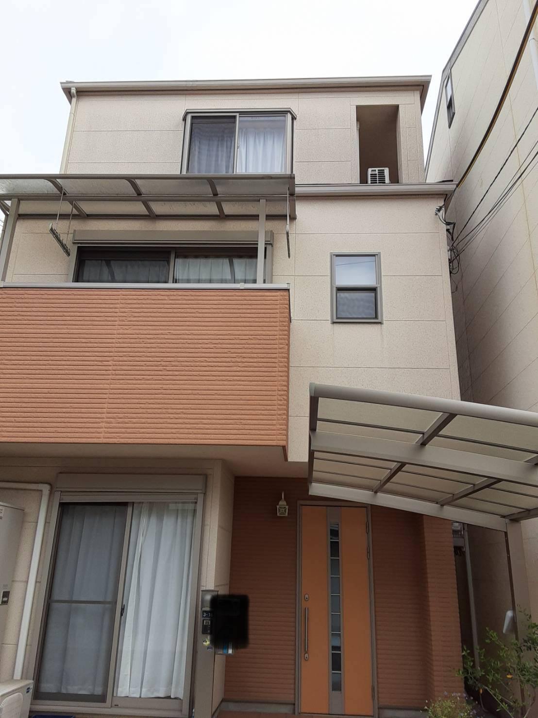 藤井寺市 外壁塗装 屋根塗装