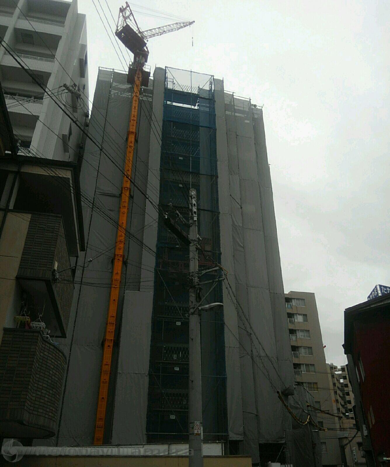 大阪市 西淀川区 外壁塗装