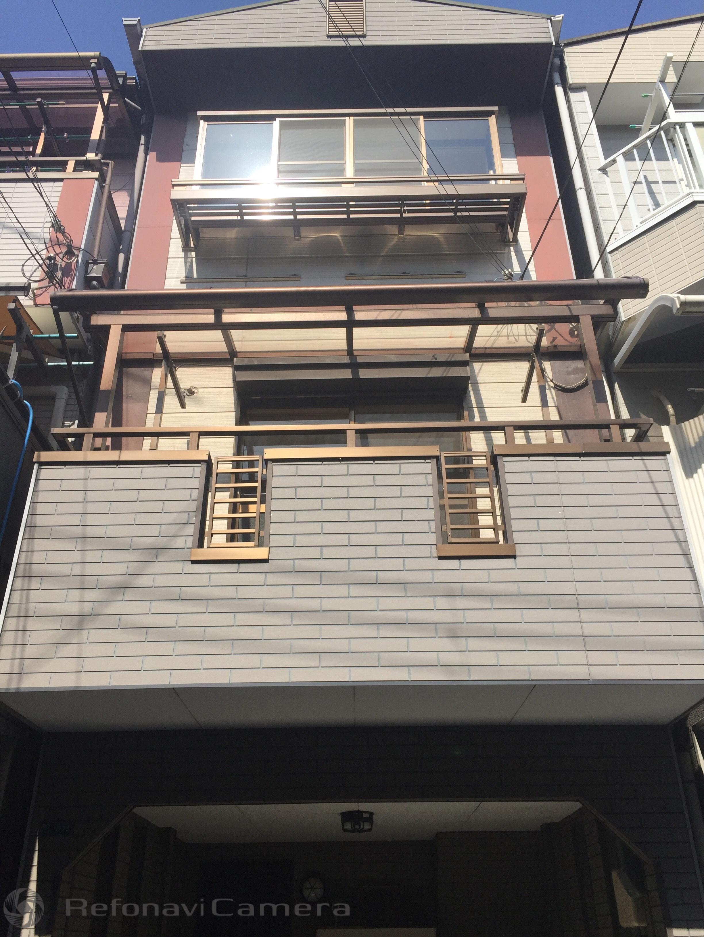 大阪市東住吉区 内装リフォーム工事