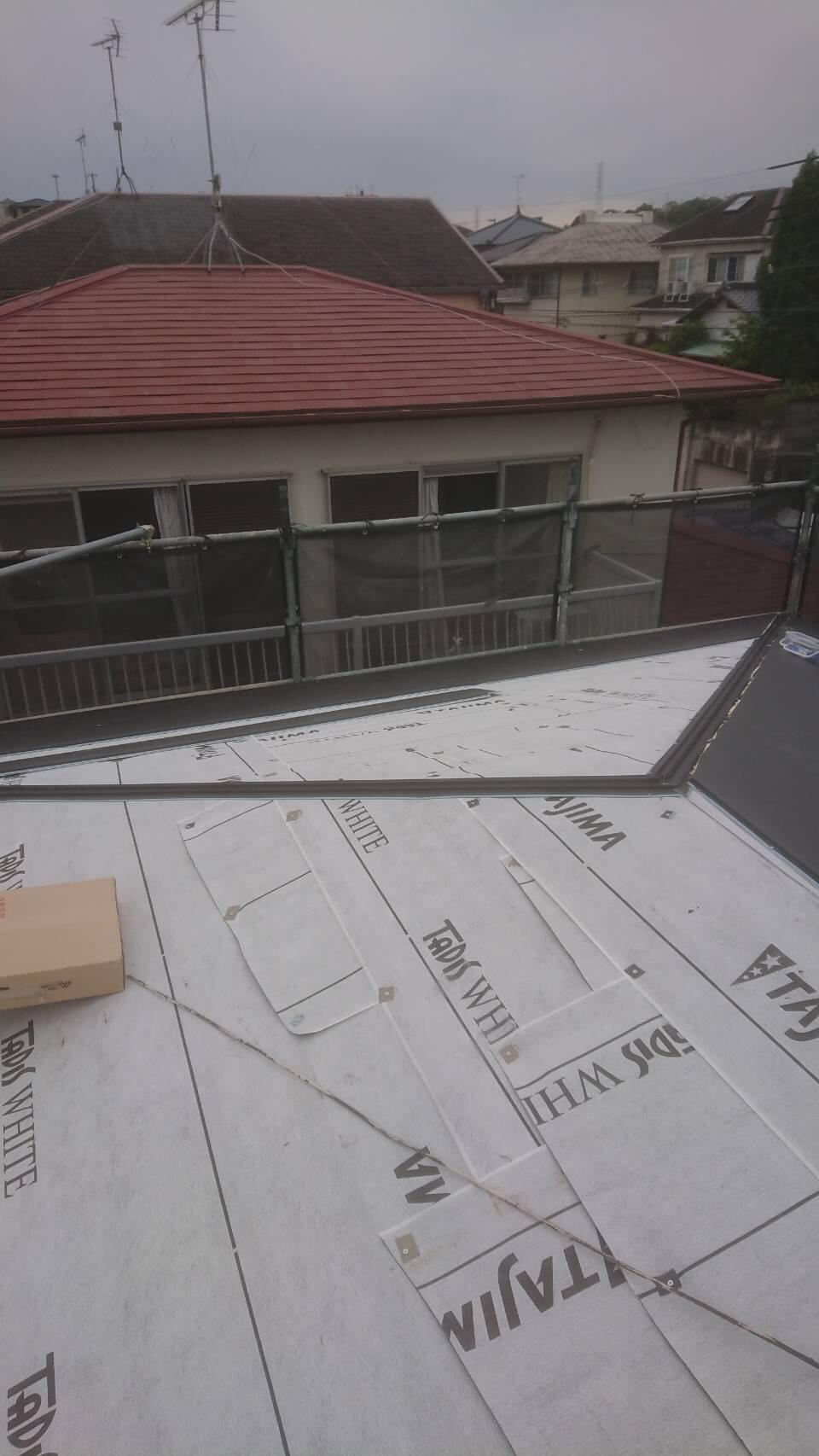 阪南市 屋根工事