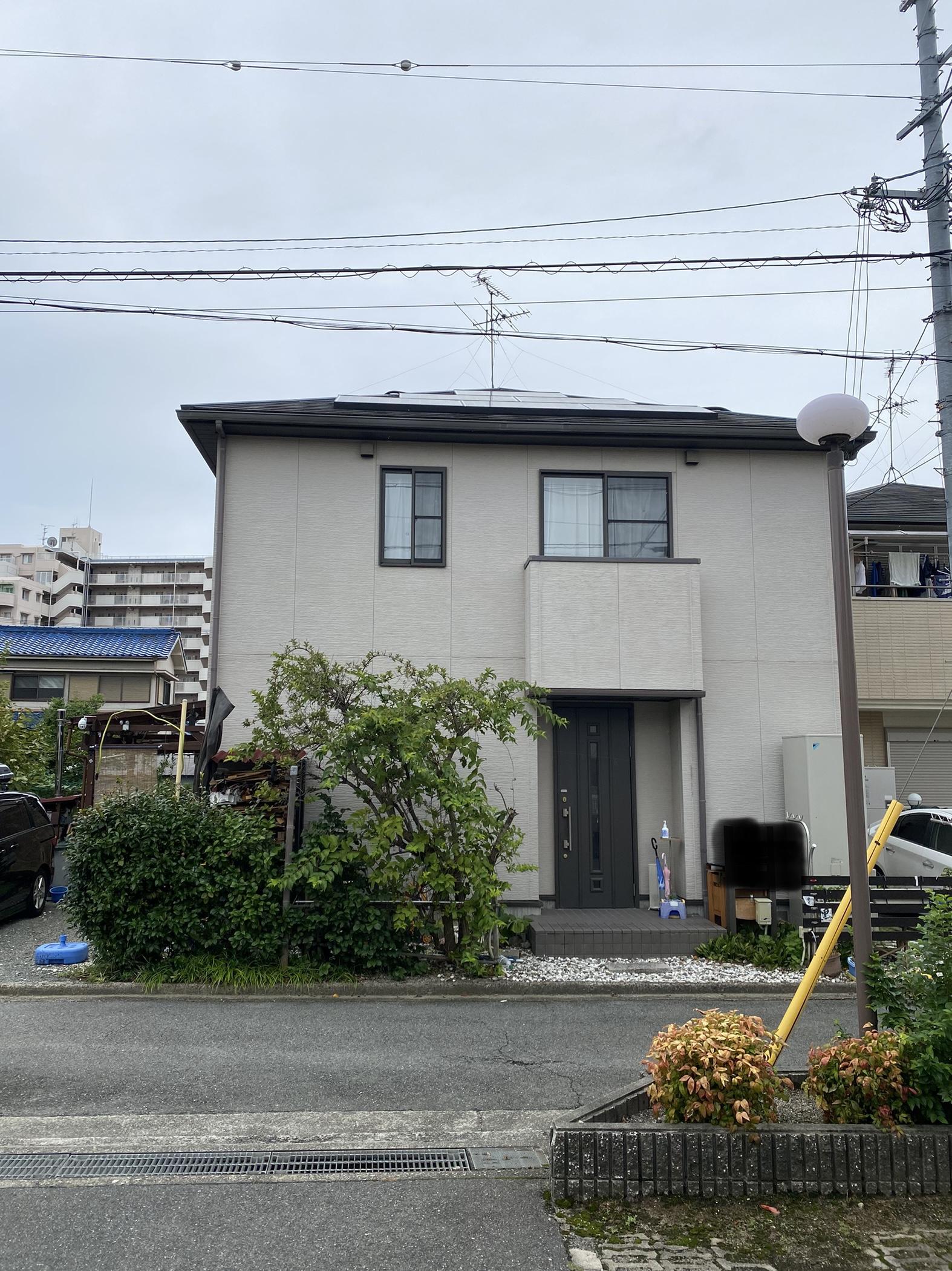堺市中区 外壁塗装 屋根塗装