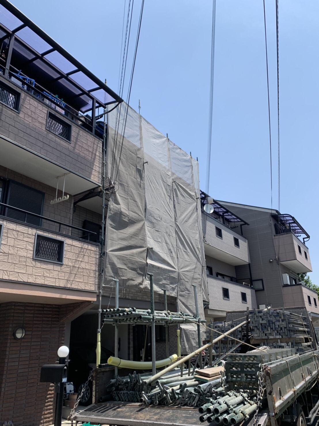 茨木市 屋根葺き替え工事