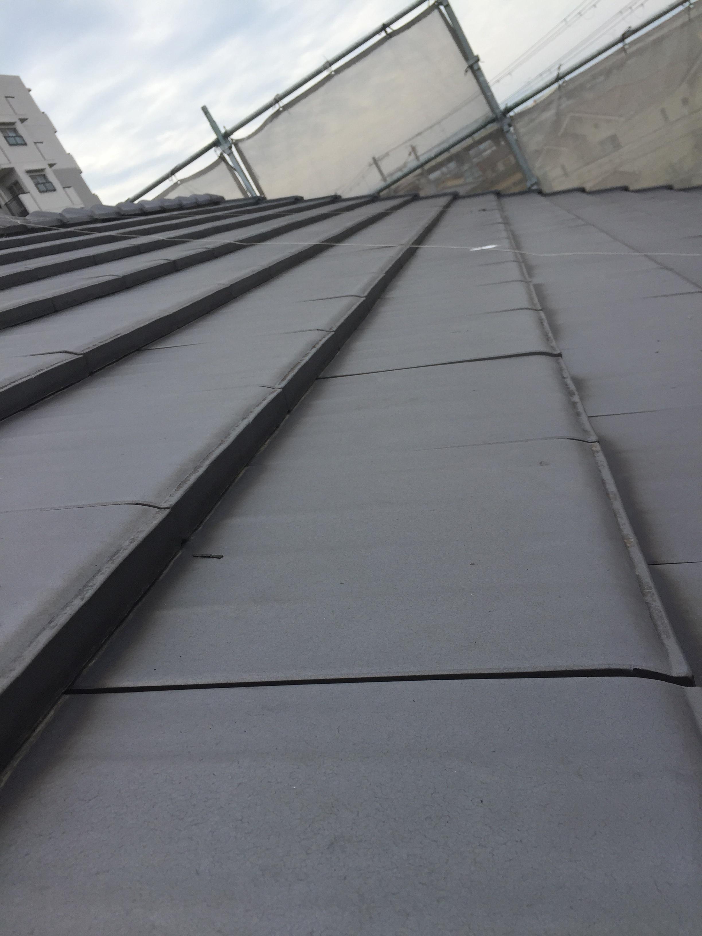 堺市中区 屋根工事