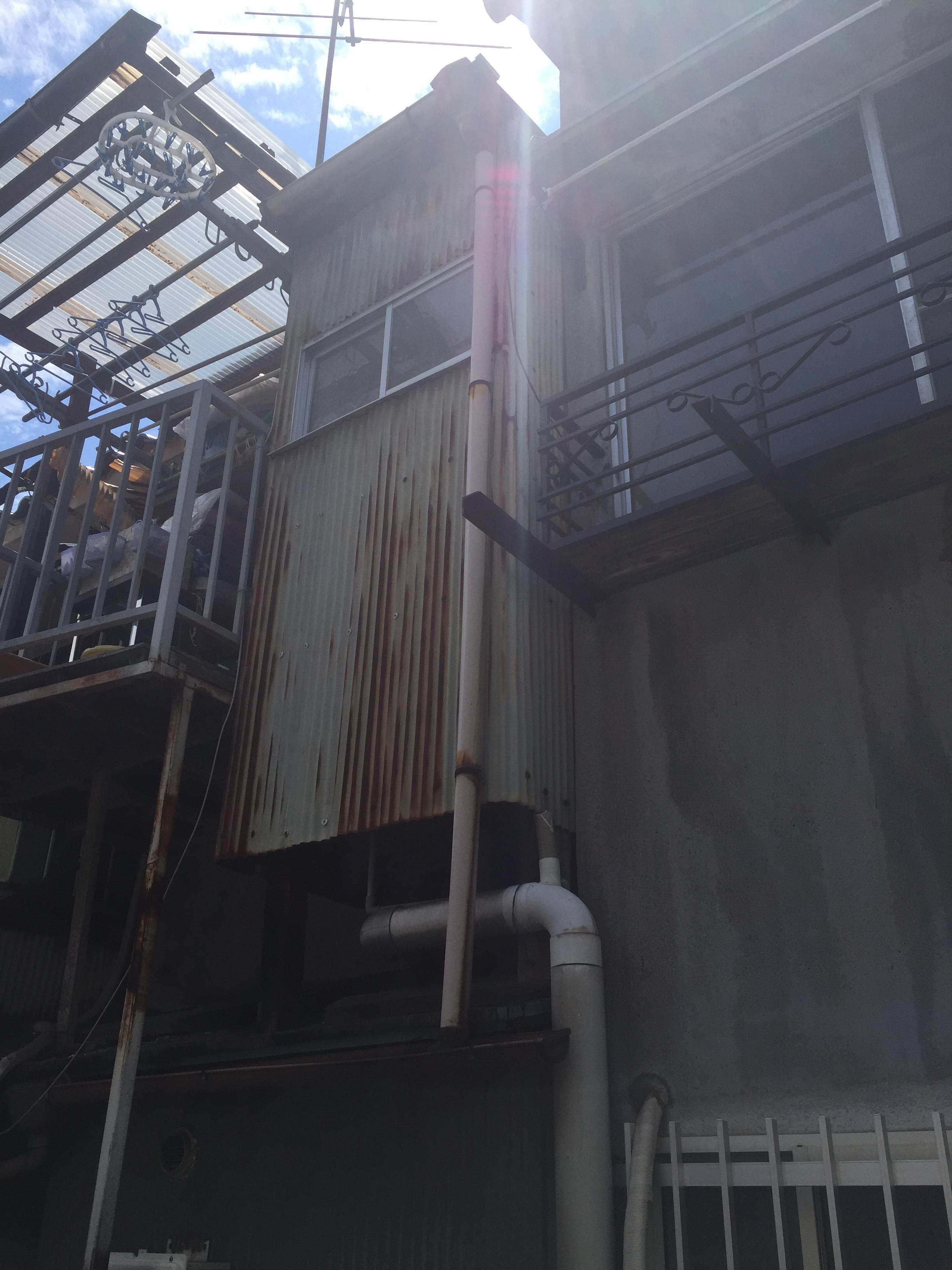 大阪市平野区喜連 外壁塗装工事 屋根葺き替え工事