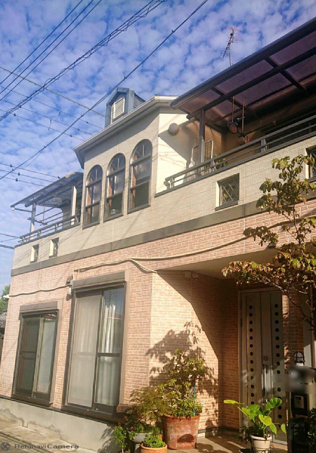 松原市 外壁塗装