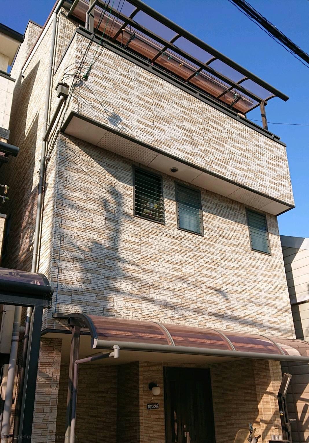 泉大津市 外壁塗装 屋根塗装