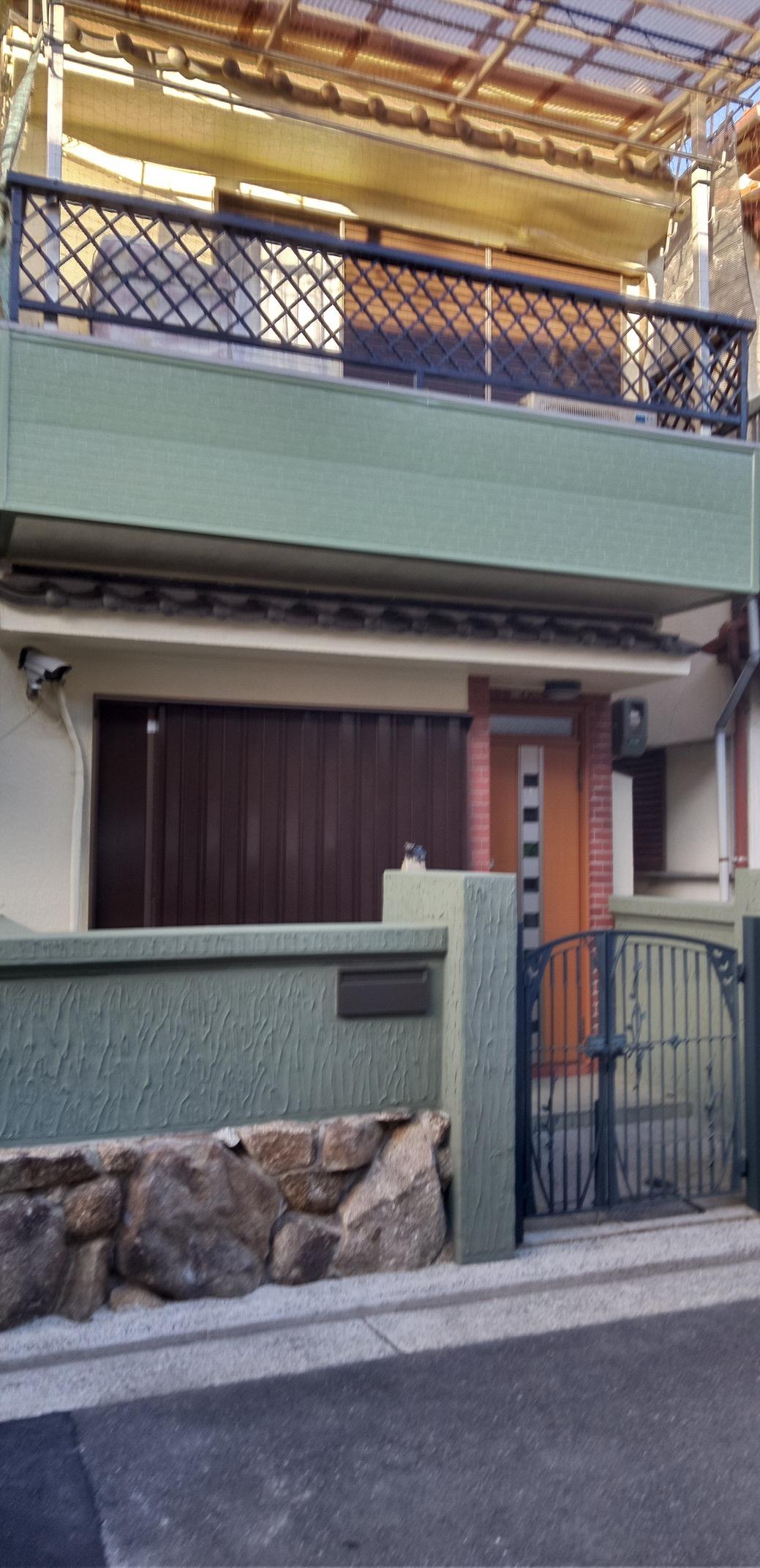 堺市西区 防水工事