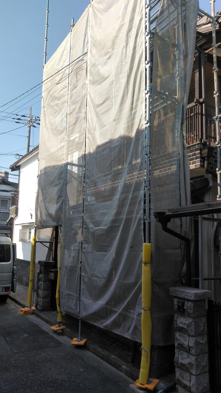 堺市北区 外壁塗装